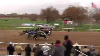 Young Gunz Chariot Racing Disqualified?