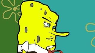 Spongebob Anime Opening | Paint Version