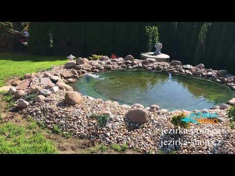 Zahradní Jezírka Inspirace Fotogalerie Jezírek
