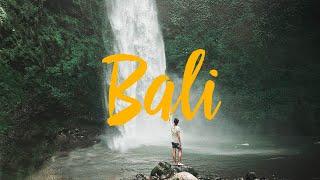 Сказочный Водопад NungNung, Тропа Художников Campuhan / Бали, Индонезия. День 50 || Видео Блог #76