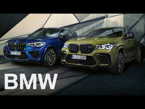 The all-new BMW X5 M and X6 M. Official Launch Film.