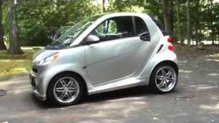 Smart Brabus 1 month of ownership