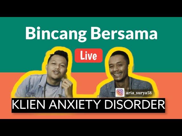 Penyembuhan ajaib dengan hipnoterapi untuk anxiety disorder