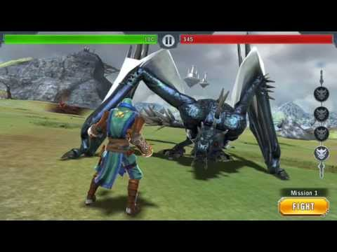 Glu Mobile Free Ios Android Game: Dragon Slayer Gameplay HD
