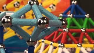 Магнитный конструктор Bornimago ML-228C(Подписывайтесь на нашу группу Вконтакте — http://vk.com/chipidip, и Facebook — https://www.facebook.com/chipidip * Магнитный конструк..., 2012-02-21T00:26:21.000Z)
