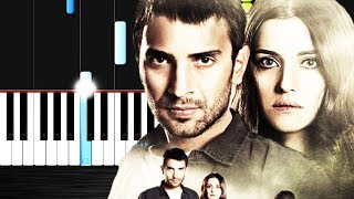 Sen Anlat Karadeniz  - Özgürüm - Piano Tutorial by VN