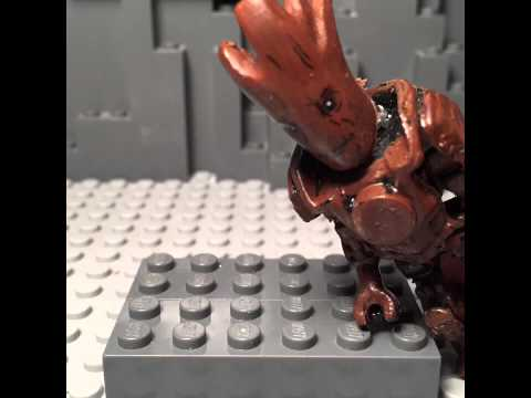 Lego Avengers: Infinity War Characters