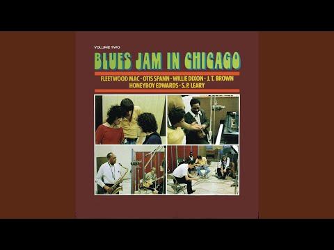 fleetwood mac black jack blues