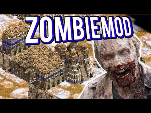 ZOMBIES IN AGE OF EMPIRES 2