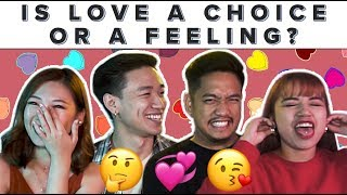 Is Love A Choice Or A Feeling? | ZULA ChickChats: EP 68