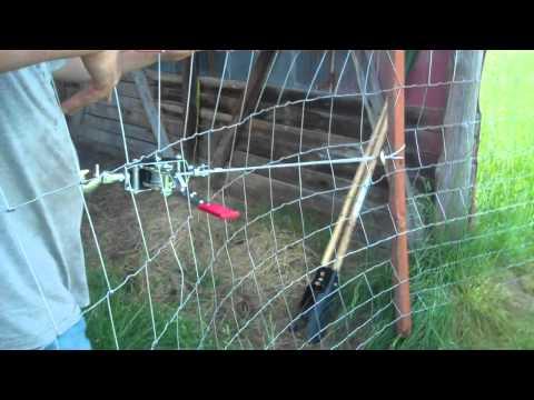 5 on the Farm:  Field Fence