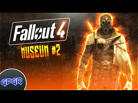 Museum! #2. Παίζουμε Fallout 4! (Greek Gameplay)