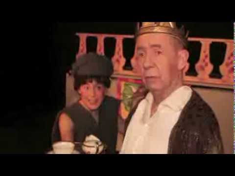 "Trailer ""Der Eisenhans"" im Theater Szene"