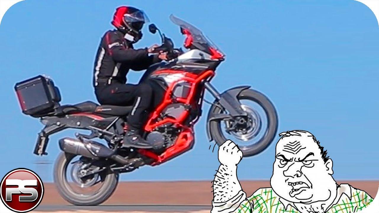 Будь мужиком, купи KTM!