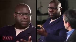 Steve McQueen calling out Hollywood directors who don't cast black and latino actors