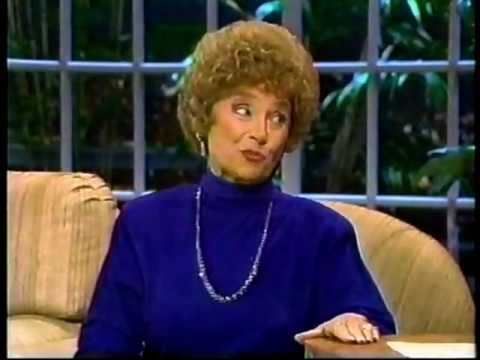Estelle Getty on Joan Rivers  in 1986