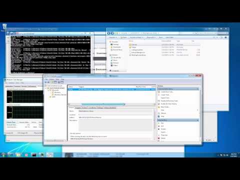 Meetinghouse Library Client with Windows Task Scheduler