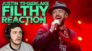 Justin Timberlake - Filthy REACTION/REVIEW