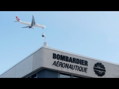 Sunday Scrum: Bombardier layoffs