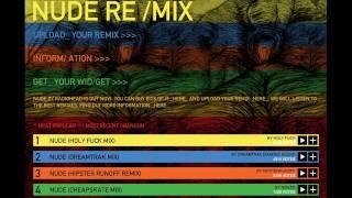 Radiohead - Nude  (Holy Fuck Remix)