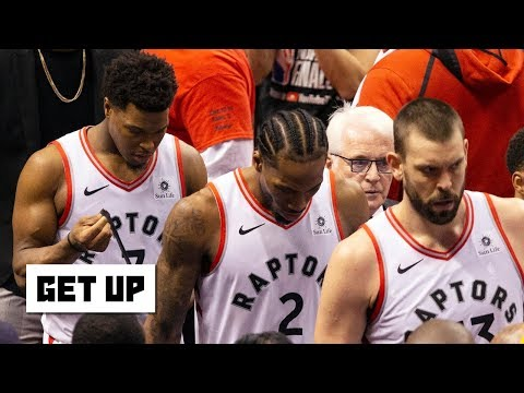 Jalen Rose predicts the Raptors will lose Game 6 to the Warriors | Get Up