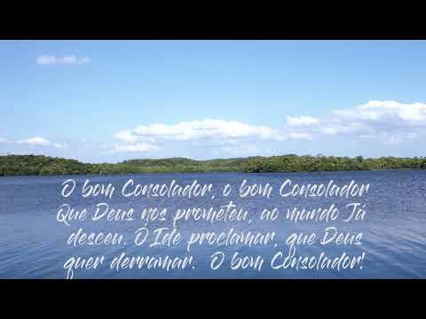 Hino 100 - O Bom Consolador - Harpa Crista - s  - Junior Martin