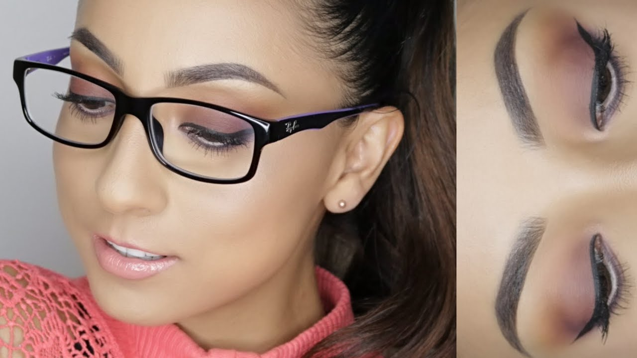 0d89a3839b MAQUILLAJE PARA CHICAS CON LENTES ♥♥♥ MAKEUP FOR GLASSES ♥♥♥ Andy Lo