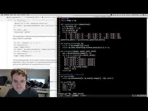 George Hotz   Programming   Testing twitchslam   Part3