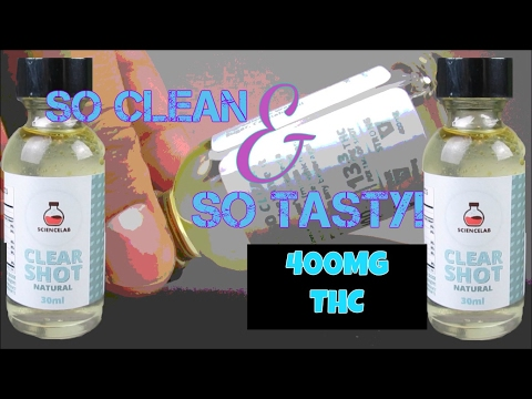 400MG CLEAR SHOT  Slam It Down!  ScienceLab Product !