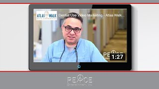 Dentist Use Video Marketing - Atlas Walk Dental Gainesville, VA: Peace Entertainment, Inc.
