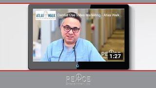 Dentist Use Video Marketing - Atlas Walk Dental Gainesville, VA: Peace Entertainment, Inc.