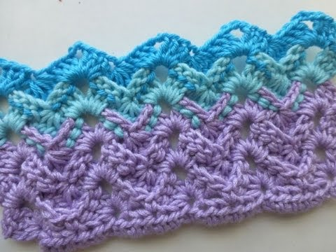 Crochet with eliZZZa * Crochet Stitch \