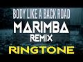Sam Hunt  - Body Like a Back Road (Marimba Remix Ringtone)