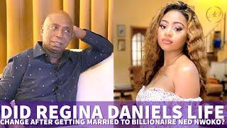 How Regina Daniels Is Living Her BEST LIFE Since Shocking Marriage To Billionaire NedNwoko