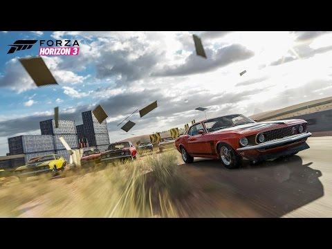[Live stream #10] Forza Horizon 3     Gotta go fast. kek