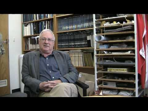 Ross Large (Part 3): Ph.D. Research, 1 of 2