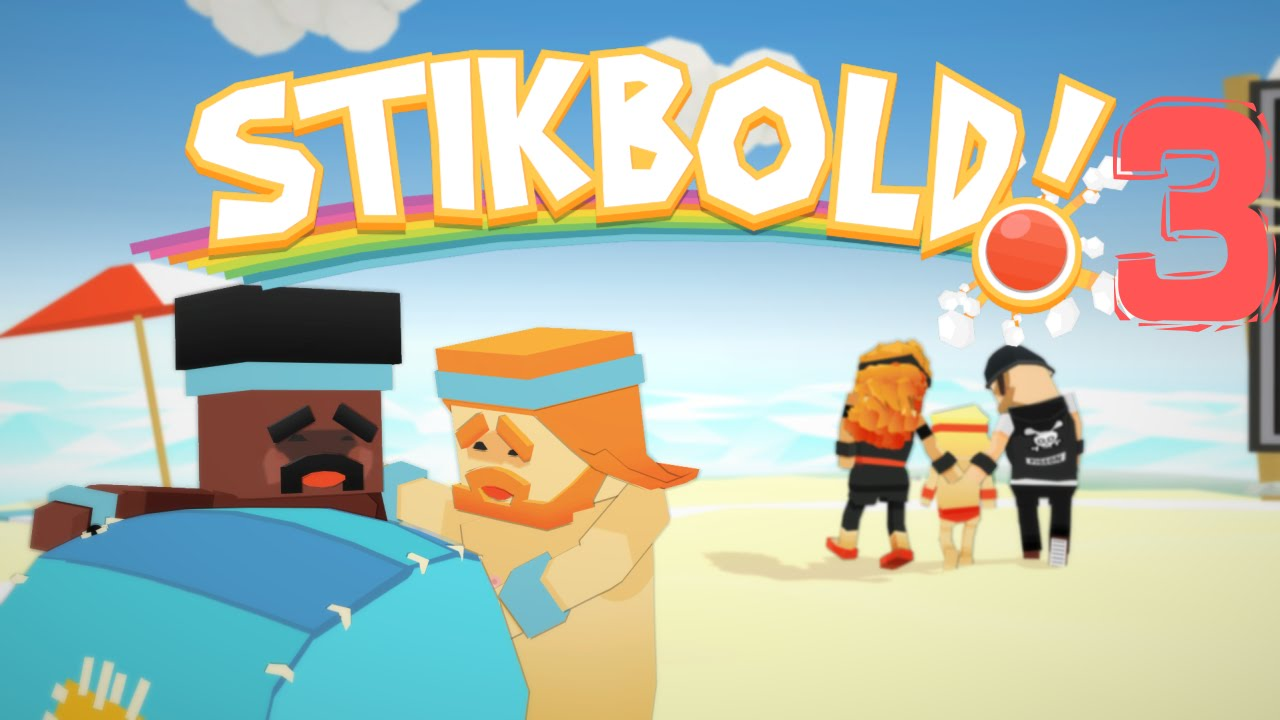 stikbold  dodgeball adventure gameplay walkthrough part  ps xbox  pc review youtube