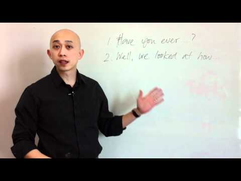 3 Step Presentation Introduction: The Problem / Solution Presentation