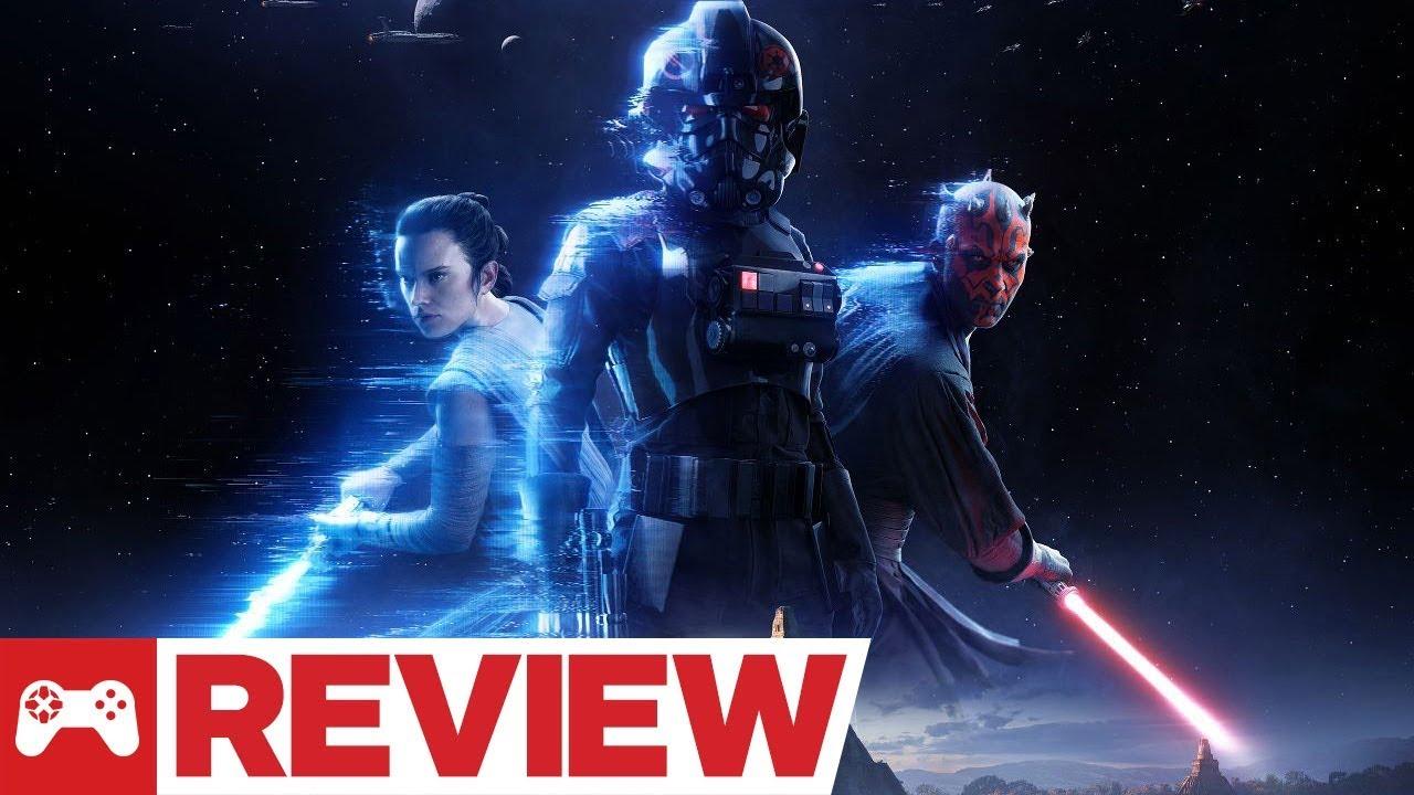 star wars battlefront 2 game review