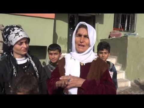 Silopi'de evleri hasar gören ailelere hayırsever yardımı