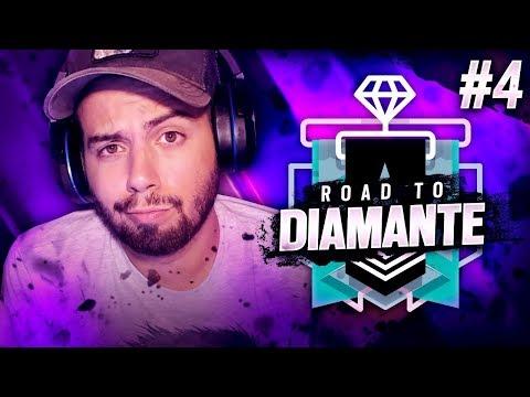 COS'È SUCCESSO A RAINBOW SIX? - Road To Diamond #4