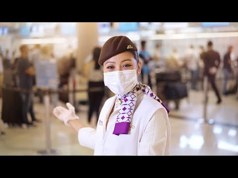 Meet Our Wellness Ambassadors | Etihad Airways