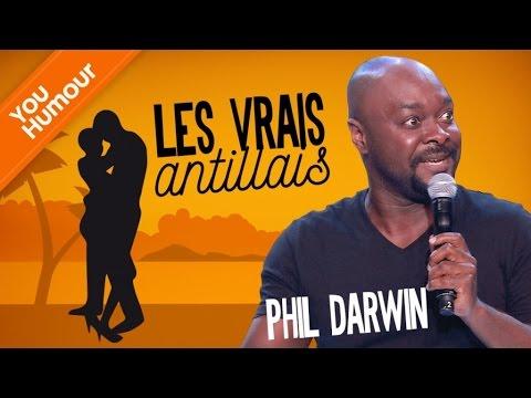 PHIL DARWIN - Les vrais Antillais