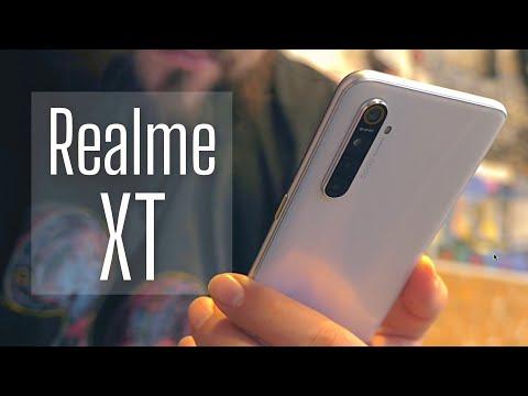 Обзор Realme XT. Мощный и доступный