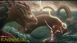 RAGNAROK , Akhir Kisah Para Dewa ( Mitologi Nordik )
