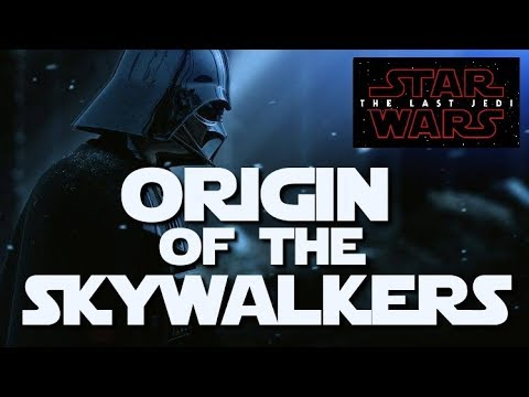 Download Youtube: The First Skywalker Theory: Anakin is a descendant of Ren