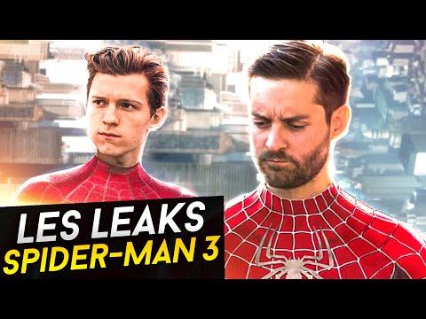 NOUVEAUX LEAKS SPIDER-MAN 3 NO WAY HOME