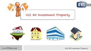 Summary of IAS 40 Investment Property