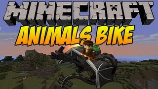 [Descargar] Minecraft: Animal Bikes Mod