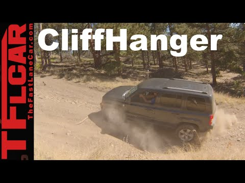 Jeep Patriot & TFL  takes on the Cliffhanger Extreme OffRoad Hill Climb